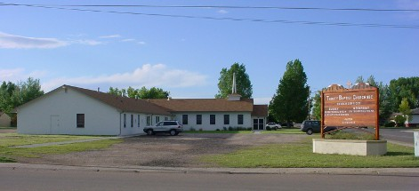 Trinity Baptist Church Laramine, Wyoming